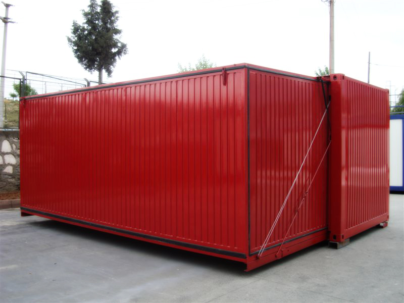 Expendable Container